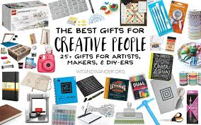 the absolute best gifts for creative artists makers and