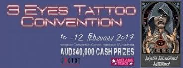 australia u0026 oceania tattoo conventions