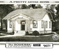 rodessa sears modern homes