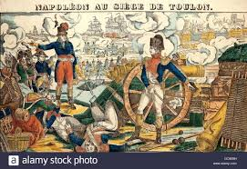 siege napoleon events war of the coalition 1792 1797 siege of toulon