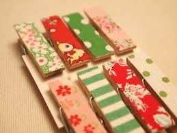 Decorative Clothespins Sew Sew N Sew Patchwork Zipper Pouch And Fabric Decorative