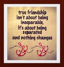 Long Lasting Love Quotes by Framed Friendship Quote Sew What Pinterest Friendship