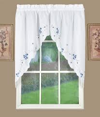 Marburn Curtain Stores Christine Rod Pocket Tier Swag Valance U2013 Marburn Curtains