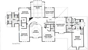 second floor plan blueprints dream homes pinterest dream