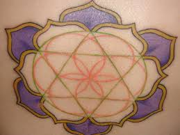 25 fabulous flower of life tattoo designs slodive