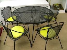Metal Mesh Patio Table Mesh Outdoor Furniture Stgrupp