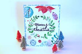 Xmas Designs For Cards Punk Projects Free Printable Watercolor Christmas Designs For