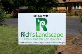 Landscaping Lawn Care by Richs Landscape Service And Yard Care In Eugene And Springfield