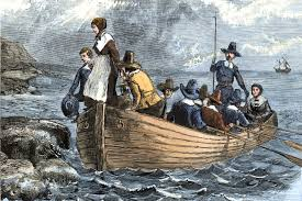 the origin of thanksgiving in america the pilgrims were the original refugees