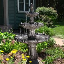 outdoor fountain ideas u0026 buyers guide
