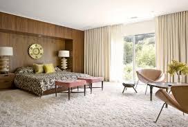 mid century modern bedroom set for sale dark brown hickory wood