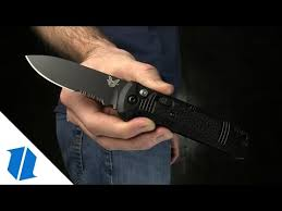 benchmade 4400 1 casbah automatic knife blade hq