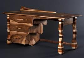 contemporary desk contemporary beautiful rainbow desk from allan lake green design