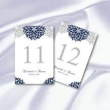 glitter place cards or cards printed on white metallic card