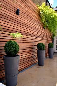 Backyard Privacy Screen Ideas by Outdoor Privacy Screen Ideas Garden Fence Wooden Fence Modern