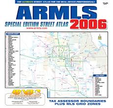 armls special edition street atlas arizona regional multiple
