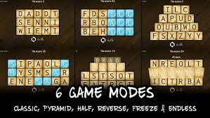word farrago scramble letters spell words in this challenging
