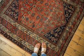 Square Rug 5x5 Persian Rugs Area Rugs 2