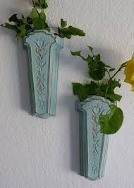 Vase Wall Sconce 79 Best Wall Pocket Images On Pinterest Wall Pockets Wall Vases