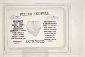 alum bar glycerine bar soaps