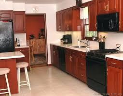 black kitchen appliances ideas kitchen with black appliances antique white kitchen cabinets with