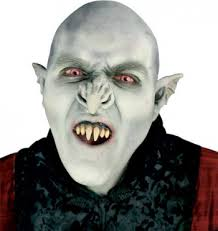 Dentist Halloween Costume Nosferatu Teeth Deluxe Vampire Teeth Dental Acrylic