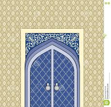 islamic arch design royalty free stock image image 34574866