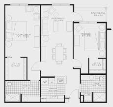 bedroom 2 bedroom apartment floor plan amazing home design best