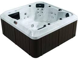 5 or 6 person outdoor tub fiberglass spa pool with cover6
