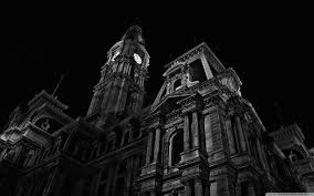 black and white architecture hd desktop wallpaper high