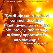 gratitude can transform common days into thanksgiving turn