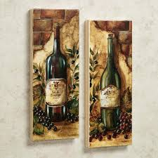 wine themed kitchen ideas wine wall decorating dining room small images of wine wall