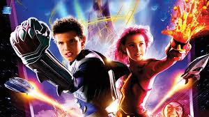 adventures of sharkboy and lavagirl travel to a corrupt planet