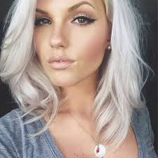 short frosted hair styles pictures 128 best silver gray hair styles images on pinterest grey hair