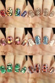 copycat claws lina nail art supplies review
