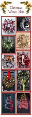 25 unique door wreaths ideas on