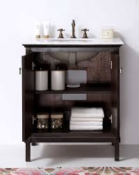 All Wood Vanity For Bathroom by Legion Furniture 30