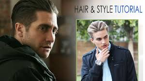 how much for a prison haircut jake gyllenhaal haircut and style by dre drexler youtube