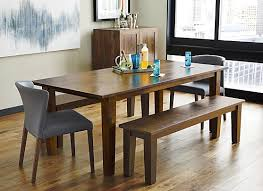 The Dining Room Table Tale Through The Front Door - Crate and barrel dining room tables