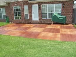 inspiring concrete and brick patio design ideas patio design 319