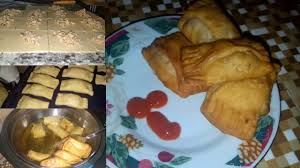 cuisine mauricienne mauritian cuisine chicken patty recipe dough recette paté au