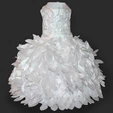 dog wedding dress cinderella princess white dog wedding dress