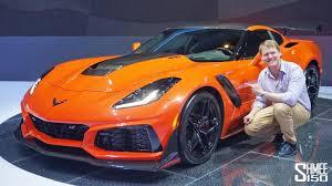 first corvette ever made the new corvette zr1 is the fastest corvette ever first look