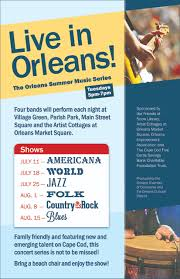 live in orleans bands announced for new summer music festival in