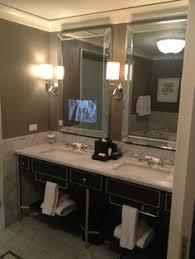 Beveled Mirror Bathroom by Wide Bevel Bathroom Mirror Bathroom Ideas Pinterest