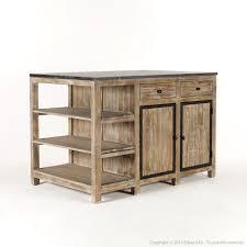 caisson cuisine bois ilot cuisine bois massif simple meuble cuisine