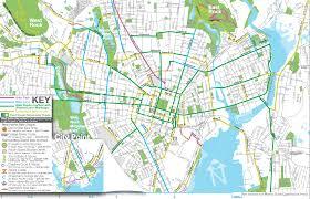 Capital Bike Share Map Elm City Cycling Updates New Haven U0027s Bike Maps Mobilizing The Region