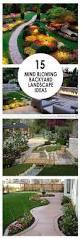 Backyard Landscape Design Photos 15 Mind Blowing Backyard Landscape Ideas Bees And Roses