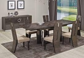 dining room sets modern dining room tables prestige modern dining room table