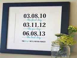 wedding anniversary ideas charming 10 year wedding anniversary gift ideas for style